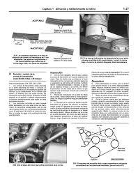 ford camionetas expedition y lincoln navigator haynes manual de
