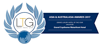 Singapore On Map Grand Copthorne Waterfront Singapore 5 Star Hotel In Singapore