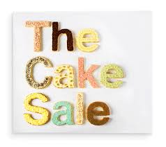 cake sale design work