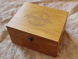 engraved memory box personalized baby memory box baby keepsake box custom memory box