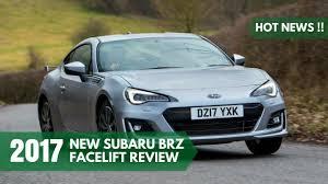 Is The Subaru Brz Awd News New Subaru Brz 2017 Facelift Review Youtube
