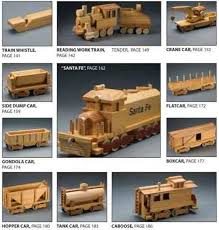 Making Wooden Toy Trucks by Best 25 Wooden Toy Train Ideas On Pinterest Toy Trains Wooden