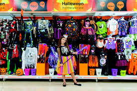Sarannes spooky costume hits the stores nationwide  Stratford Herald