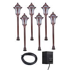 portfolio outdoor landscape lighting with shop 300 watt