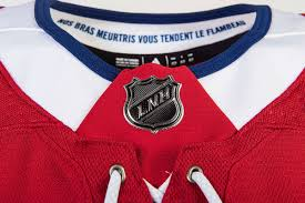 montreal canadiens new adidas jersey unveiled for 2017 18 season