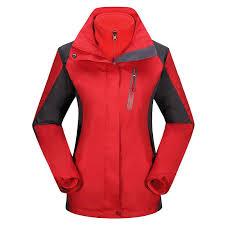 2017 2016 Winter Outdoor Jacket Women Waterproof Windproof Jacket