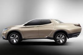 Mid Size Dodge Pickup Mitsubishi Hybrid Pickup Rebranded As A Ram Gas 2