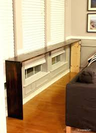 how to build a table with drawers long console tables hi sugarplum how to build a simple table with