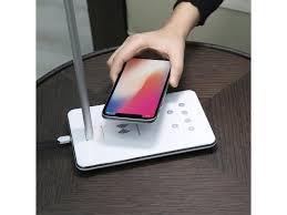 bureau pour imac 27 tablelight une le de bureau avec chargeur à induction igeneration