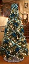 Christmas Tree With Blue Decorations - 25 unique blue christmas tree decorations ideas on pinterest