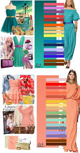 color tips to match clothing 38 best perfect palettes images on pinterest