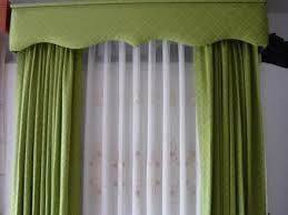 cenefas de tela para cortinas como hacer cenefas acolchadas para decorar cualquier ambiente
