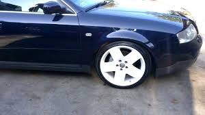 slammed audi a6 lowered audi a6 c5 youtube