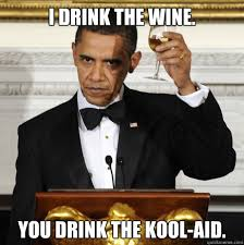 Koolaid Meme - i drink the wine you drink the kool aid you drink the kool aid