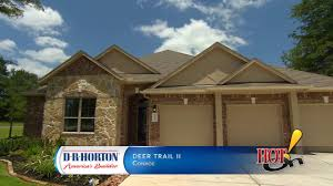 Dr Horton Floor Plans Texas Dr Horton Homes At Deer Trail Ii In Conroe Tx Youtube