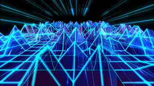 Sound Wave by 3d Abstract Animation Of Color Changing Colorful Sound Wave