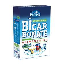bicarbonate de soude cuisine la baleine bicarbonate alimentaire monoprix fr