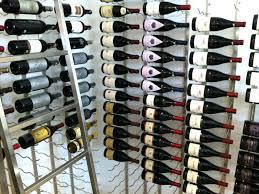 wine rack custom stainless steel wine racks custom steel wine