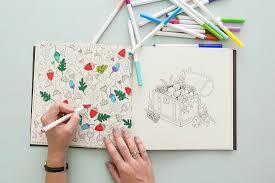 5 free coloring printables coloring meditation