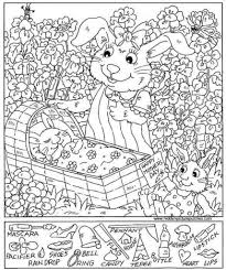 hidden object coloring pages aecost net aecost net by number