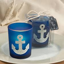 anchor theme baby shower spectacular anchor design candle favors nautical baby shower favors