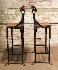 retro bar stools antique kitchen stools retro metal stools