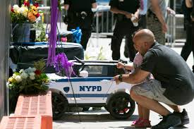 new york officer u0027s killer had ranted about police killing and