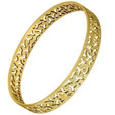 bangle bracelet images Alex soldier sterling silver gold textured gold bangle bracelet jpg