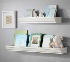 shelves for kids room classic book nook shelving pottery barn kids