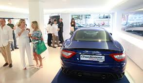 maserati singapore new maserati showroom in madrid