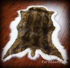 How Much Does A Bear Rug Cost Fake Bear Skin Rug Ebay