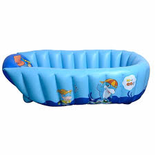 Baby Bath Tub With Shower Home Portable Inflatable Baby Bathtub Shower Tray Bidet Bathtubs
