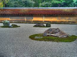 rock garden at ryoanji temple in kyoto hdr yevgen pogoryelov