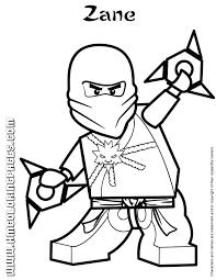 Ninjago Coloriages Gratuit Imprimable A Coloriage Ninjago Vert A