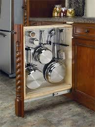 Extra Kitchen Cabinet Shelves Best 25 Pot Storage Ideas On Pinterest Storing Pot Lids Pot