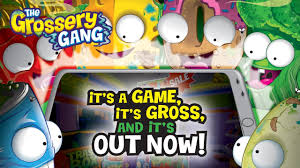 the grossery gang u0027s new app the grossery game youtube