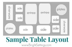 how to set up a buffet table how to set up a buffet the bright ideas blog