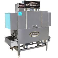 Cma 180 Dishwasher Manual Cma Dishmachines Est 44 High Temperature Conveyor Dishwasher