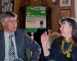 Grüne Gabi Behrens (Foto: Bölsche) - behrens-brauer