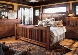 Arts And Craft Bedroom Furniture Mission Style Bedroom Sets Best Home Design Ideas Stylesyllabus Us
