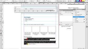 indesign tutorial in hindi desktop publishing tips learn graphic designing coreldraw