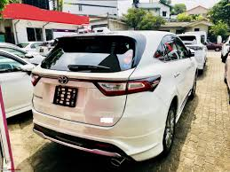 toyota harrier 2016 interior my toyota harrier a jdm adventure team bhp
