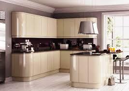 high gloss white kitchen cabinets sleek high gloss white kitchen cabinets riothorseroyale homes