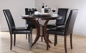 Dark Wood Dining Room Table 17 Best 1000 Ideas About Black Dining Room Furniture On Pinterest