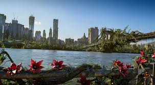 Urban Gardening New York See New York City Get Devoured By Powerful Plants In This