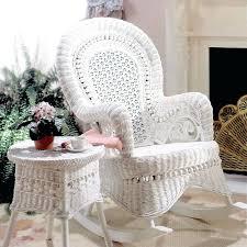 White Wicker Chairs For Sale Wicker Rocking Chair Sale Stunning Wicker Rocking Chair Cushions