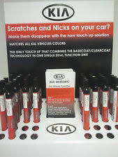 kia touch up paint ebay