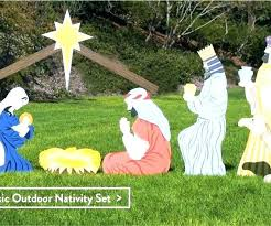 lighted outdoor nativity outdoor nativity set white outdoor nativity outdoor nativity