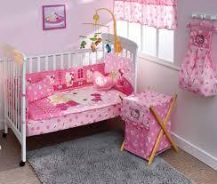 Crib Bedding Pattern Baby Nursery Exquisite Baby Nursery Room Decoration Using