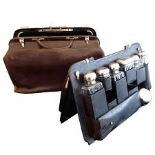 Mens Travel Bag images Men 39 s travel bag by gustave keller for sale at 1stdibs jpg